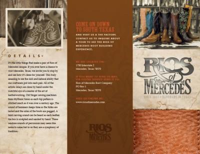 Rios Trifold Brochure