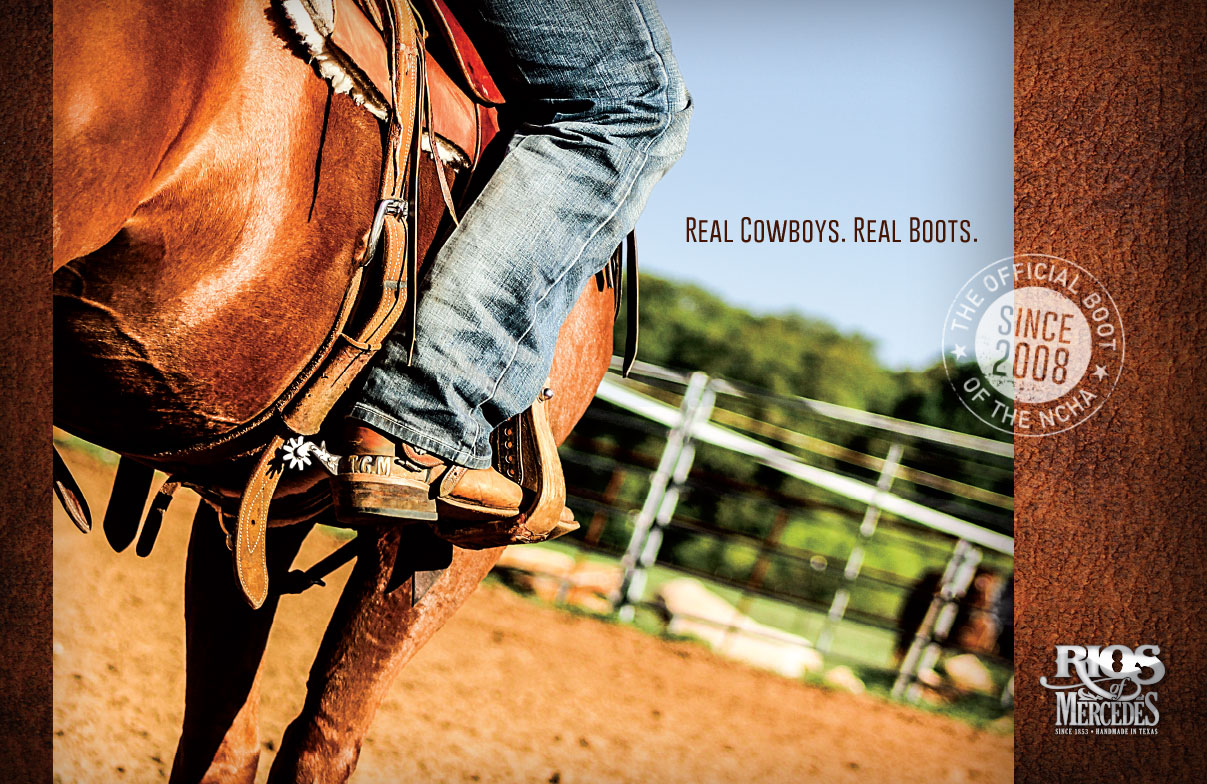 NCHA Chatter August Ad