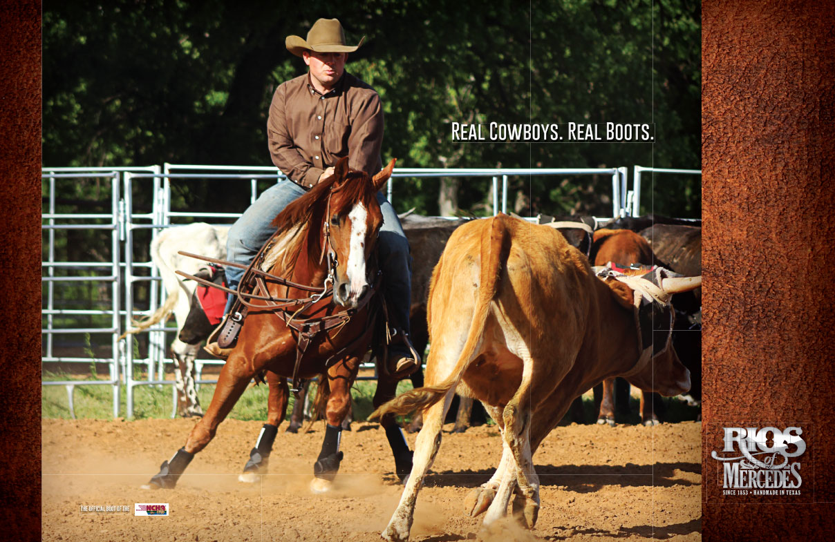 NCHA Chatter June Ad